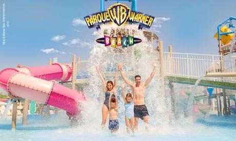 Entrada para adulto o niño a Parque Warner Beach (descuento del 40%)