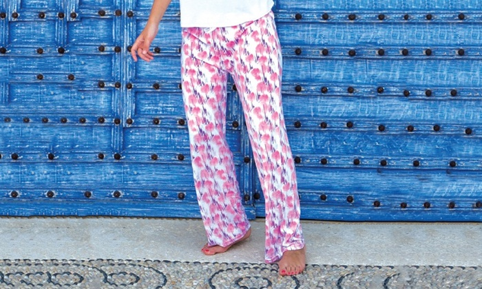 Hello Mello Women S Lounge Pants Groupon