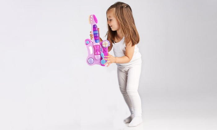 Dimple Interactive Toy Electric Guitar