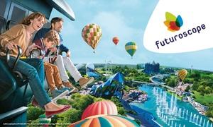Futuroscope: Pass pour 1 ou 2 jours, spectacle nocturne inclus dès 27,75 € au Futuroscope