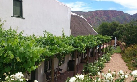 Calitzdorp: TwoNight Stay for Two Including Breakfast at Soeterus Guest Farm