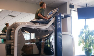 Worcester Physical Therapy Services, Inc.: Antigravity Treadmill at Worcester Physical Therapy Services, Inc. (Up to 77% Off). Two Options Available.