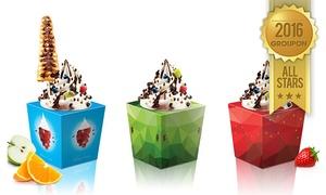 פרוזן יוגורט - שרונה מרקט -FROST: Frost יוגורט בר בשרונה מרקט: רק 15 ₪ לגרופון בשווי 30 ₪ לבחירה מהתפריט או פרוזן יוגורט ענק עם שוקולד חם ב-19 ₪ בלבד!