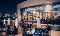 Up to AED 400 to Spend on Food and Drinks at C House Milano Cafe and Restaurant (Up to 52% Off)