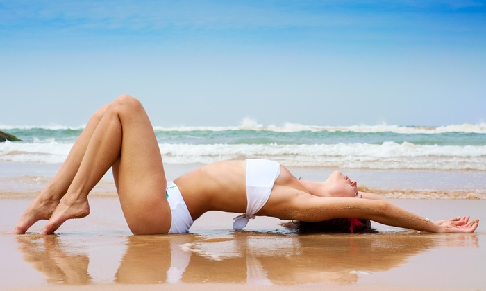 TAN 101 - Brentwood: $50 for Two Airbrushed Spray Tans at TAN 101 ($100 Value)