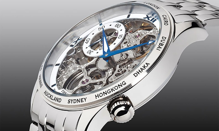 Theorema Mechanical Watch Monte Carlo 2