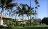 Quaint Cottages next to Hawaiian Beach