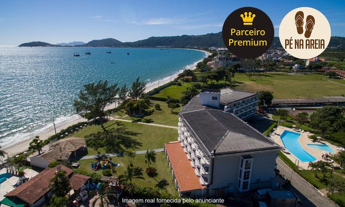 Hotel Porto Sol Beach - Florianópolis: Florianópolis: até 7 noites para 2 + café da manhã ou meia pensão (opção na alta temporada) no Hotel Porto Sol Beach