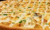 Up to 38% Off Pizza at Cuzzin's Pizza