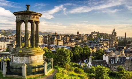Scotland Vacation with Rental Car. Price is per Person, Based on Two Guests per Room. Buy One Voucher per Person. (Getaways) photo