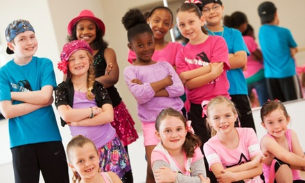 Hip-Hop Dance or Diva Dance Day Camp at Family D.R.E.A.M. Center (Up to 52% Off)