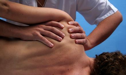 1 o 3 sesiones de ajuste osteopático con examen postural, diagnóstico y tratamiento desde 16,95 € en Adrian Mozaffari