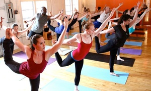 Up to 78% Off Yoga Classes at Philly Power Yoga at Philly Power Yoga & Thrive Pilates, plus 6.0% Cash Back from Ebates.