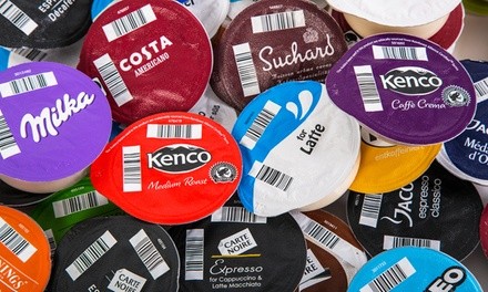 Tassimo T-Discs Variety Pack - 43 T-Discs for £17.99 or 86 T-Discs for £35.99