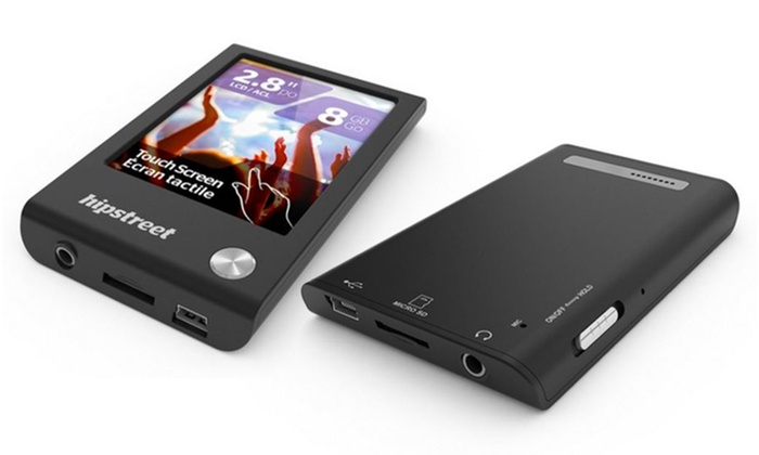Hipstreet Octave Video MP4 Player | Groupon Goods