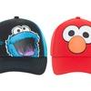 UPF 50+ Sesame Street Toddler Baseball Caps