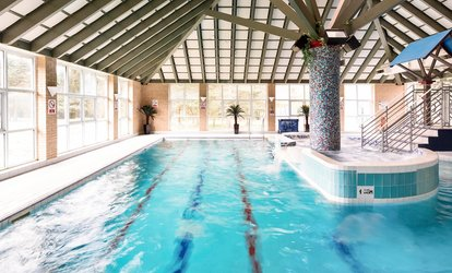 Spa Leisure Pass with Two Treatments for One or Two from Divine Shine Based at Mercure Hotel and Spa (Up to 27% Off)