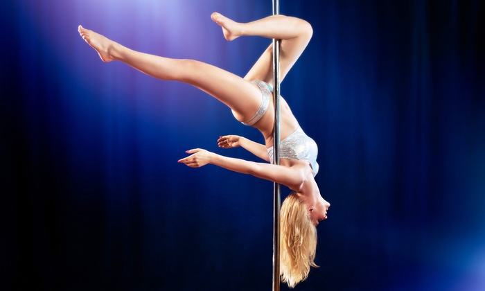 JMK Entertainment - The House of Mood: 4, 12, or 24 Pole-Dancing or Specialty-Fitness Classes at JMK Entertainment (Up to 79% Off)