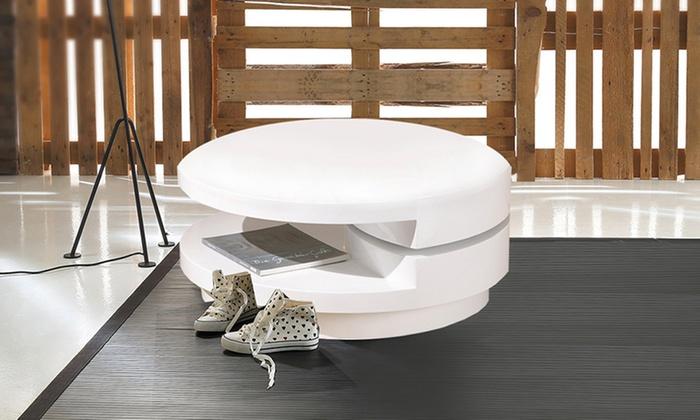 tavolini di design stone groupon goods
