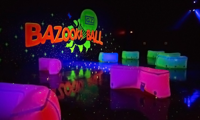 Glowzone Las Vegas Up To 45 Off Las Vegas Nv Groupon