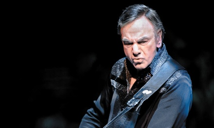 Neil Diamond at BMO Harris Bradley Center on April 9 at 8 p.m. (Up to 55% Off Concert)