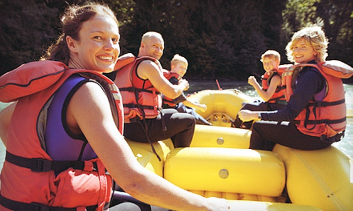 High Country Adventure - American Fork-Pleasant Grove: Two-Hour Self-Guided Rafting or Kayaking Adventure for One or Two from High Country Adventure (Up to 52% Off)