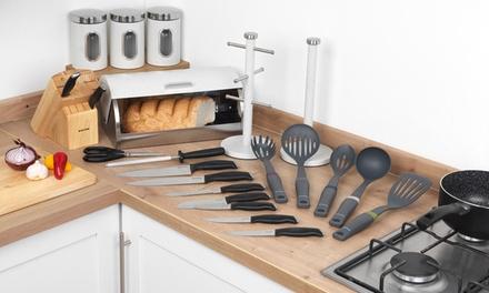 23 piece salter kitchen set