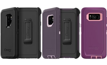 OtterBox Defender Case with Belt Holster for Samsung Galaxy (Refurb)