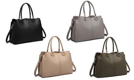 Multi-Capacity Handbag