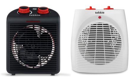 Calefactor de aire vertical Tekkio de 2000w