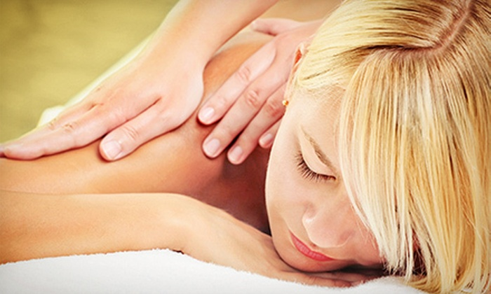 Janelle Poitinger LMT - Springfield: One or Three One-Hour Massages or Three 30-Minute Massages from Janelle Poitinger LMT (Up to 51% Off)