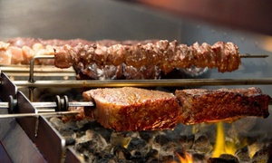 Up to 48% Off Rodizio-Style Cuisine at Samba Brazilian Grill at Samba Brazilian Grill, plus 6.0% Cash Back from Ebates.