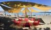 Lido dei Cigni - Stabilimento Balneare - Anguillara Sabazia: Ingresso spiaggia con ombrellone e lettino fino a 6 persone al Lido dei Cigni sul lago di Bracciano (sconto fino a 61%)