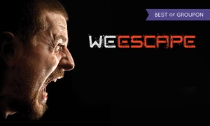 Weescape: One-Hour Escape Room Experience for Up to Six at Weescape (33% Off)