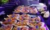 Imprezowe zestawy sushi:do 268 szt.