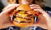 Up to 36% Off Burgers with Fries at Philthy Philly's