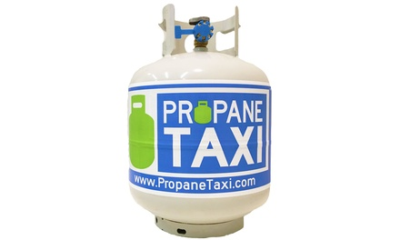 $11 for Propane-Tank Exchange with Delivery from Propane Taxi ($21.99 Value)