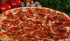 Up to 21% Off Dine In or Carry Out Pizza at Sam & Louie's