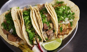 Los Gemelos: Mexican Meal for Two or Four with Margaritas at Los Gemelos (Up to 60% Off)