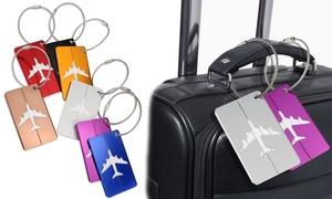 Lots de 3 à 9 étiquettes à bagage