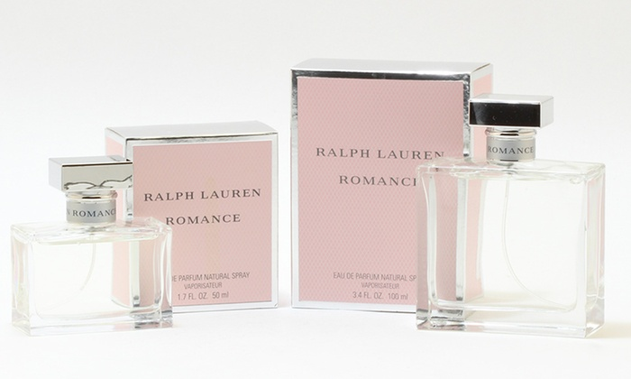 Ralph Lauren Romance Eau de Parfum for Women (1.7 oz or 3.4 Fl. Oz.)