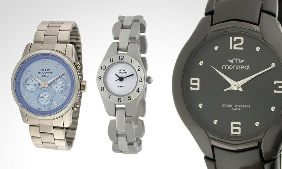 Relojes montreal dama precios