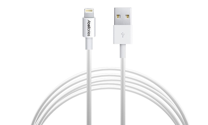 up to 17  off on acellories lightning  usb cable