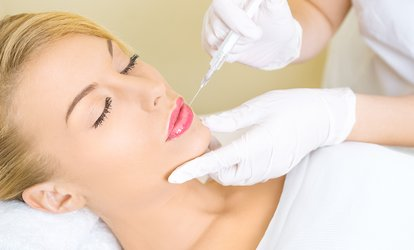 image for Dermal Filler on Choice of Area at Aesthetics Refined Clinics (Up to 54% Off)