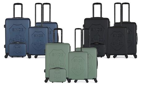 Set de 3 maletas y neceser Damon