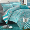 Back to College Reversible Comforter Sets (8- or 10-Piece)