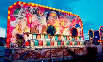 image for All-Day Entry for Up to Eight to Knightly's Funfair (Up to 43% Off)