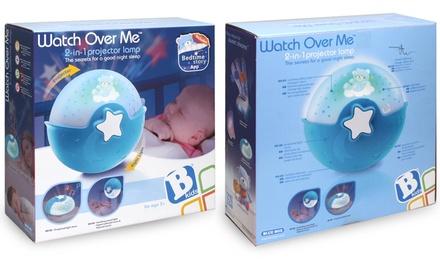 Luz y proyector para bebés Infantino