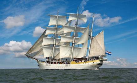 Balade en voilier De Stedemaeght de Lelystad vers Hoorn ou Volendam et retour pour 1 ou 2 personnes