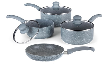 Russell Hobbs FourPiece Pan Set